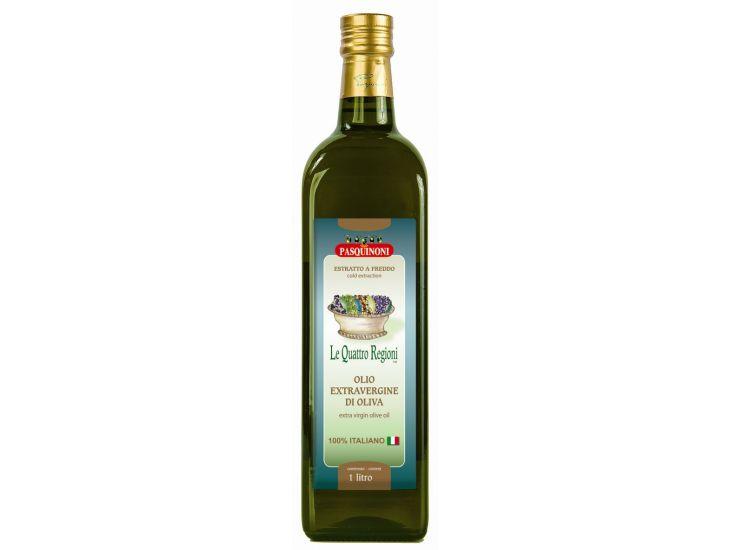 Olio extra vergine di oliva Le Quattro Regioni