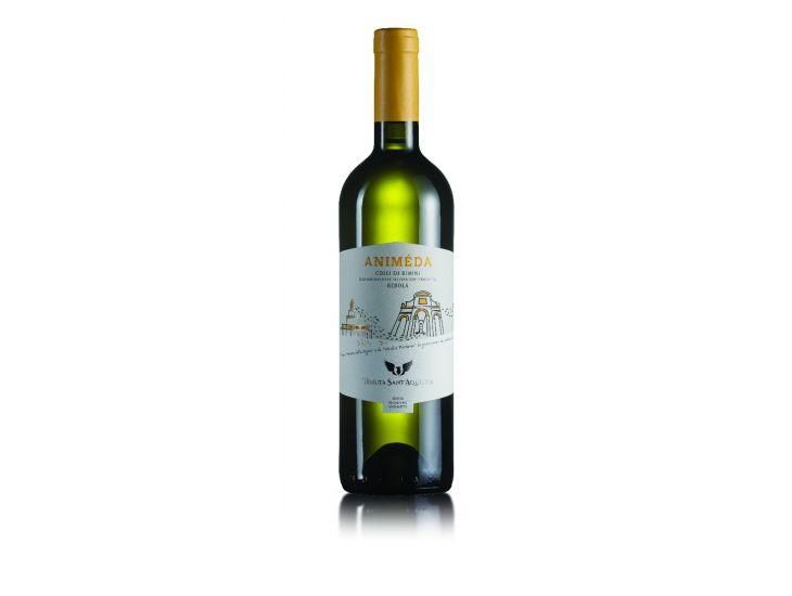 Vino Bianco Rebola, Animéda