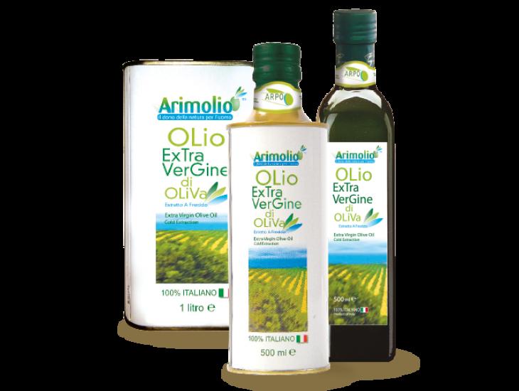 Arimolio Olio Extravergine d'Oliva di Rimini, Oleificio Pasquinoni |