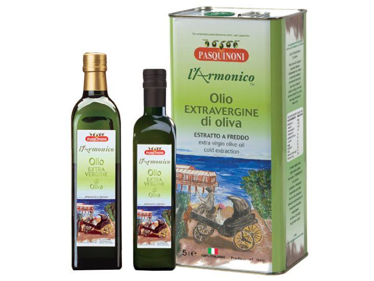 Armonico Olio Extravergine d'Oliva di Rimini, Oleificio Pasquinoni |