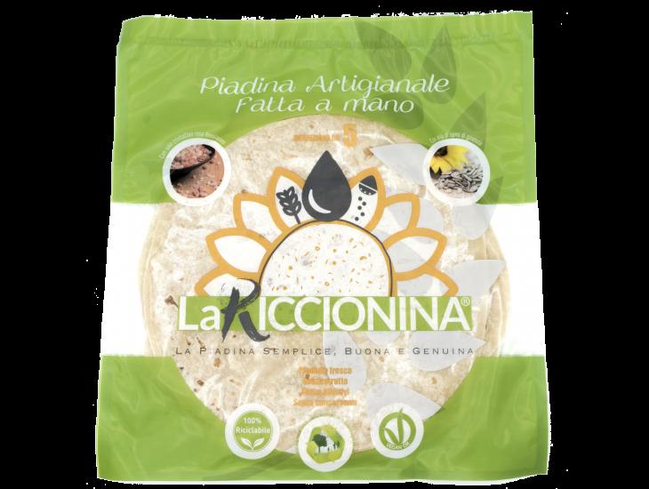 Piadina Romagnola - Pacco 5 confezioni set degustazione