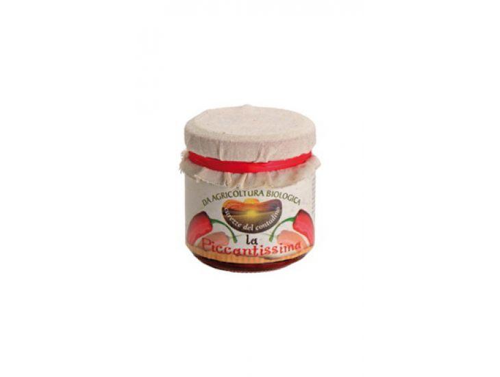 Condimento Piccante Biologico, Oleificio Pasquinoni