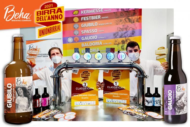 Birra dell'anno 2021: due premi alla birra artigianale agricola di Rimini