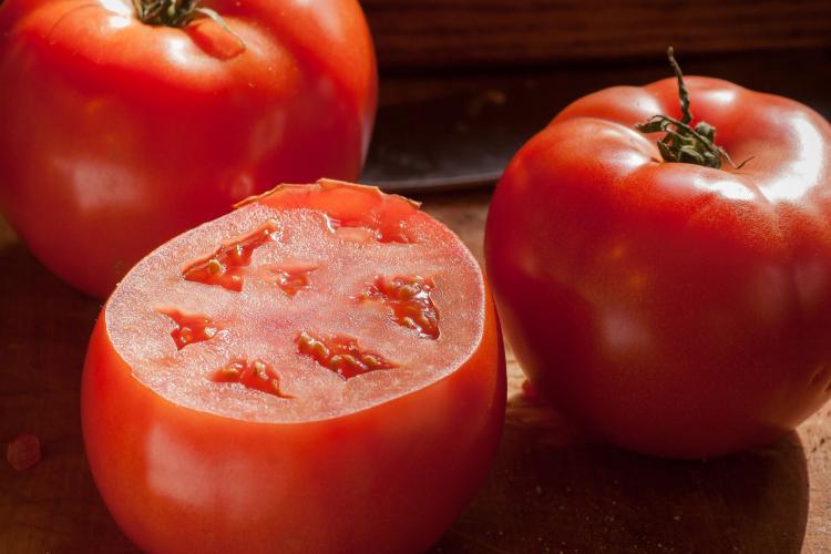 Pomodori gratinati, perfetti per la piadina